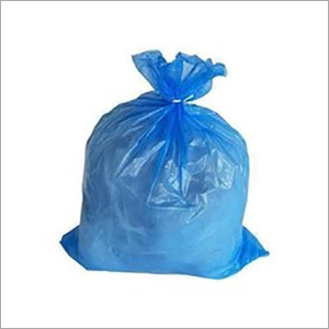 Blue Disposable Garbage Bag
