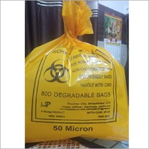 50 Micron Biodegradable Garbage Bag