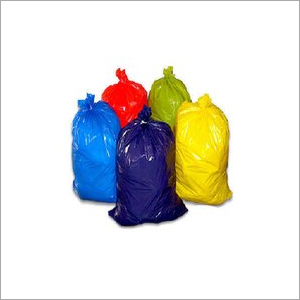 30 Micron Colored Biodegradable Garbage Bag