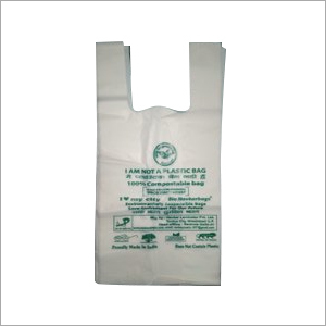 10 Kg Biodegradable Carry Bag
