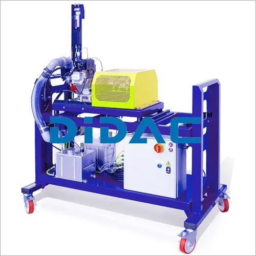 Single-Cylinder Combustion Engine