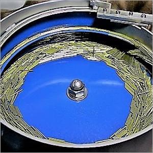 Test Probe Barrel Vibratory Feeders