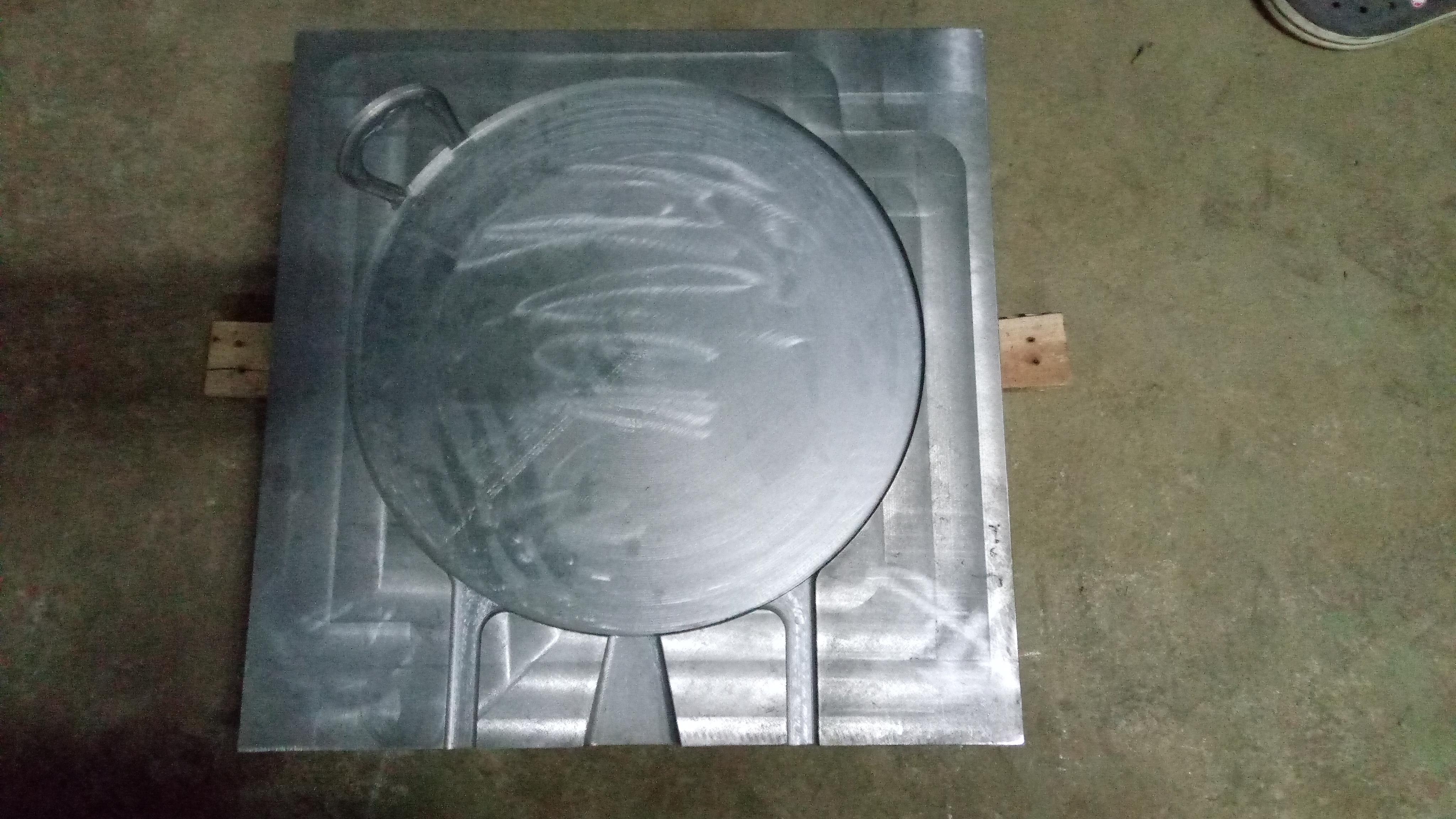 Aluminum Pan Die