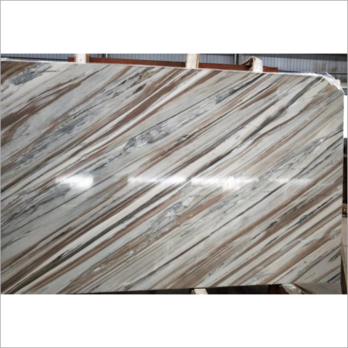 Figurative Brown Marble