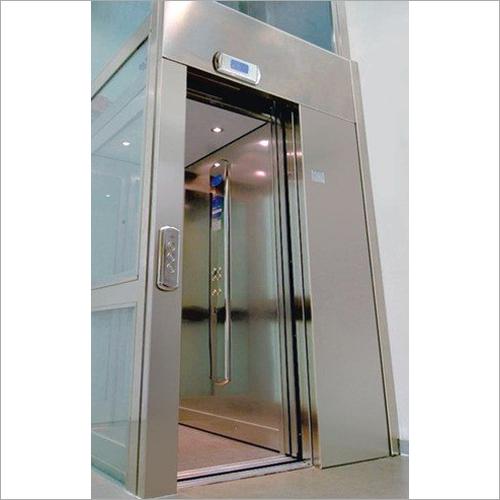 MRL (Machine Room Less) Passenger Lift