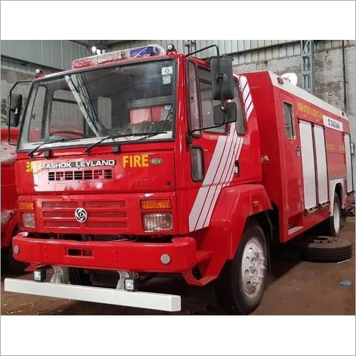 Industrial Fire Fighting Vehicle
