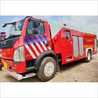 Industrial Fire Truck