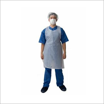 Disposable Waterproof PE Apron