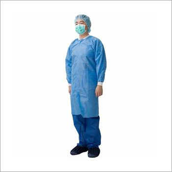 SMS Anti Static Lab Coat