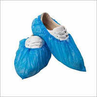 Disposable PE Waterproof Shoe Cover