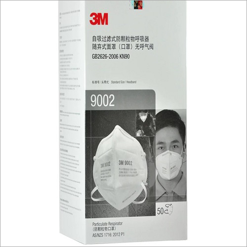 3M 9002 Safety Protective Dust Masks