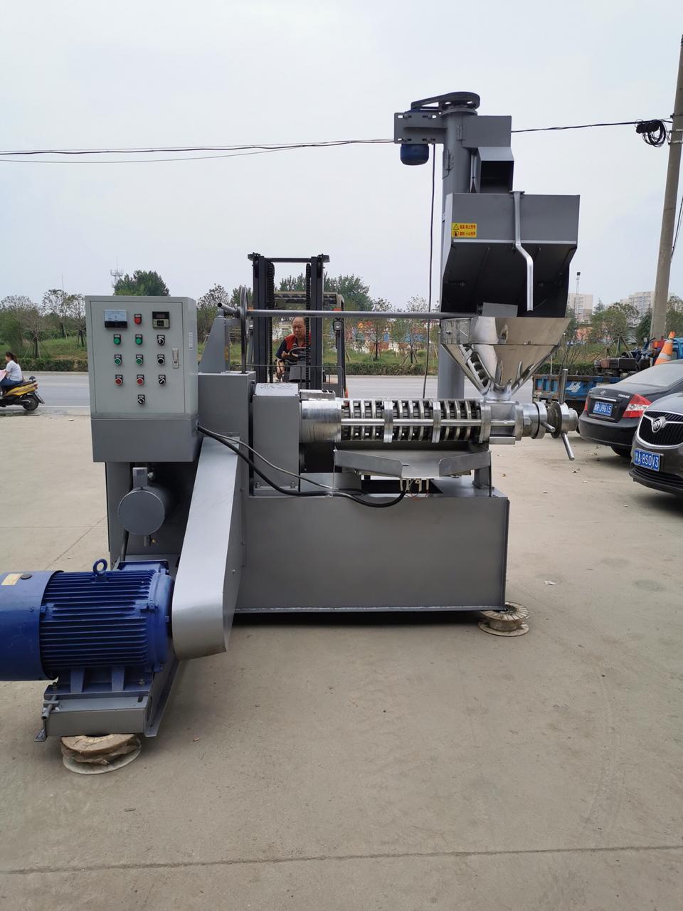 Sarso Oil Making Machine
