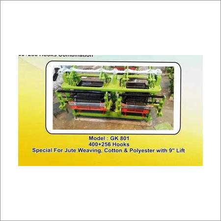 Power Jacquard Machine 400+256 Hooks
