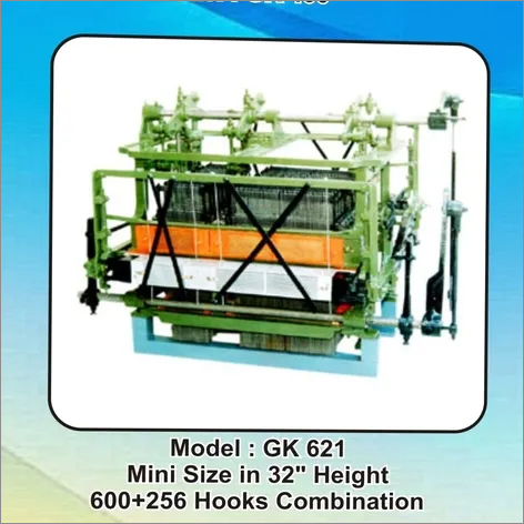 Power Jacquard Machine 600+256 Hooks