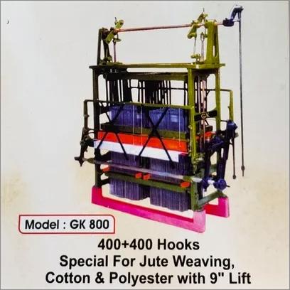 Power Jacquard Machine 400+400 Hooks