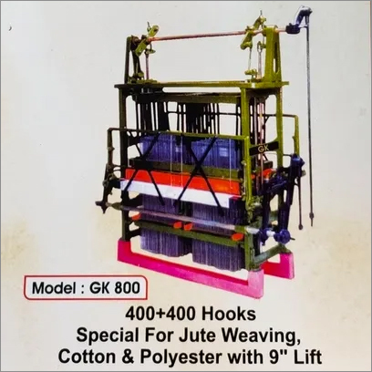 Power Jacquard Machine 400+400 Hooks