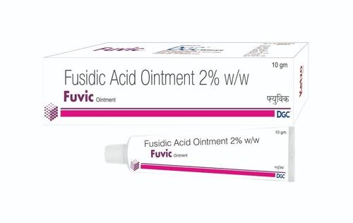 FUSIDIC ACID OINTMENT 2% W/W