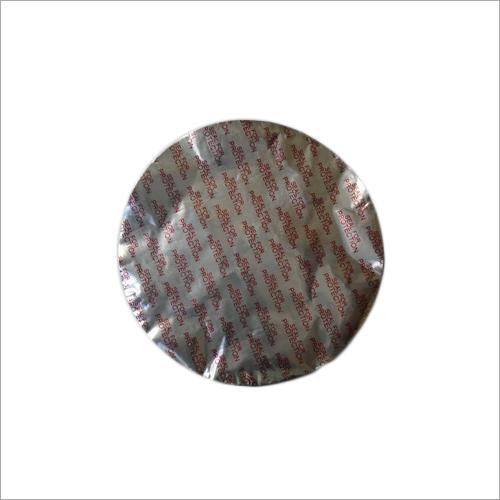 Round Cutting Aluminium Foil Lids