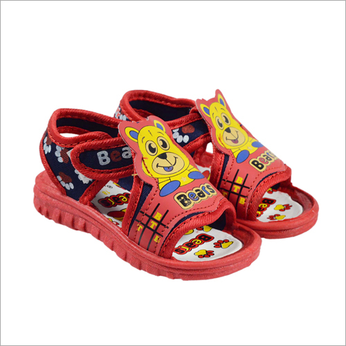 Kids Nbl-Red Bear  Sandal