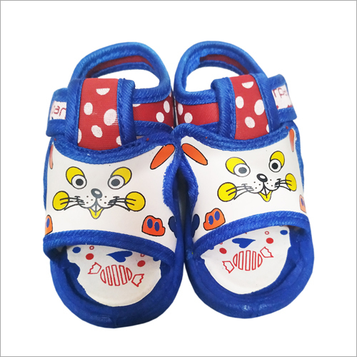 Kids Red-Rbl Cat Sandal