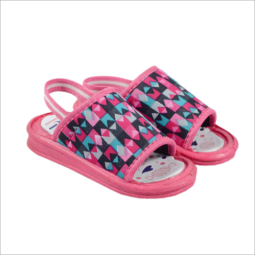Kids Pink Box Sandal