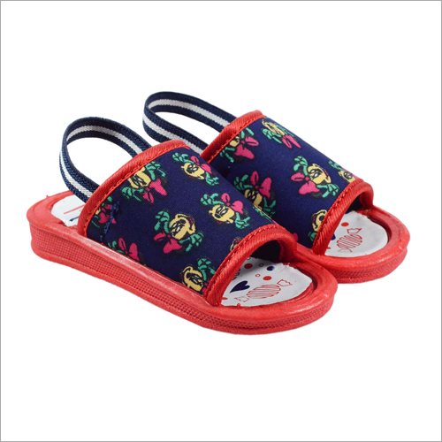 Nbl-Red Mickey Kids Sandal