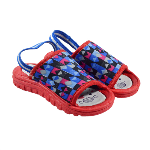 Kids Rbl-Red Box Sandal