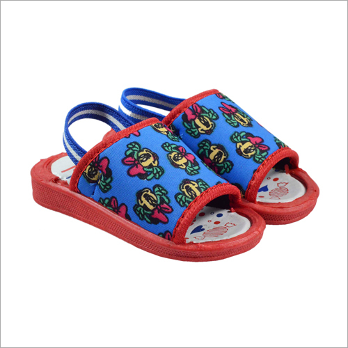 Rbl-Red Mickey Kids Sandal