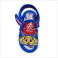 Kids Red-Rbl Rabbit Sandal