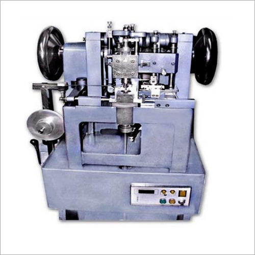 Round Box Chain Making Machine