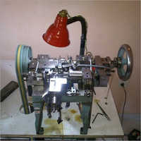 Goldsmith Semi Automatic Chain Making Machine
