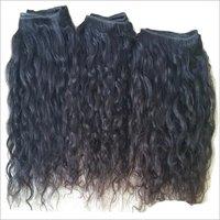 Indian Natural Curly Human  Hair