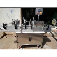 Automatic Single Side Sticker Labeling Machine (Round)