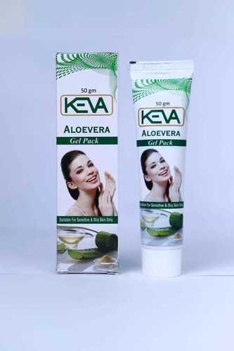 Aloe Vera Gel Pack
