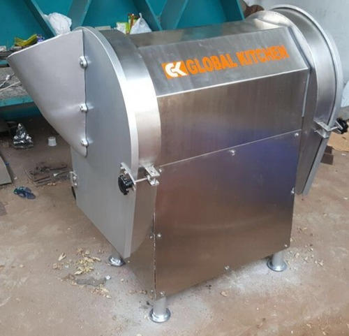 Tapioca Chips cutter machine