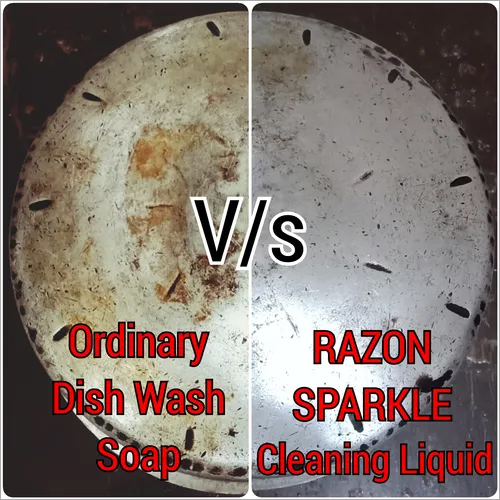 RAZON SPARKLE MULTIPURPOSE CLEANING LIQUID