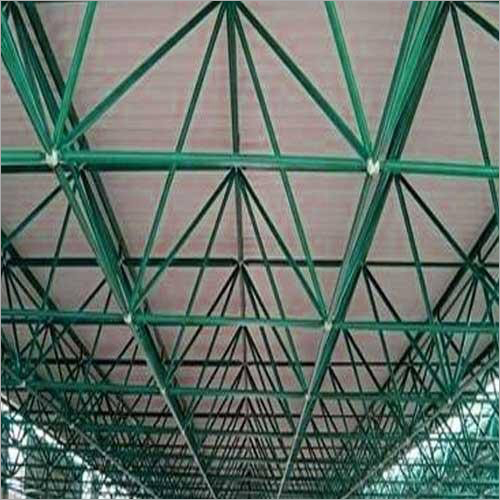 GI Pipe Roof Top Truss