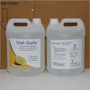 Velsafe Hand Sanitizer Age Group: Suitable For All Ages