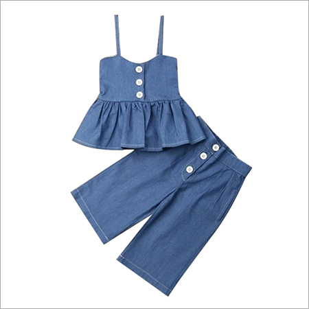 Baby Girl Two Piece Summer Dress