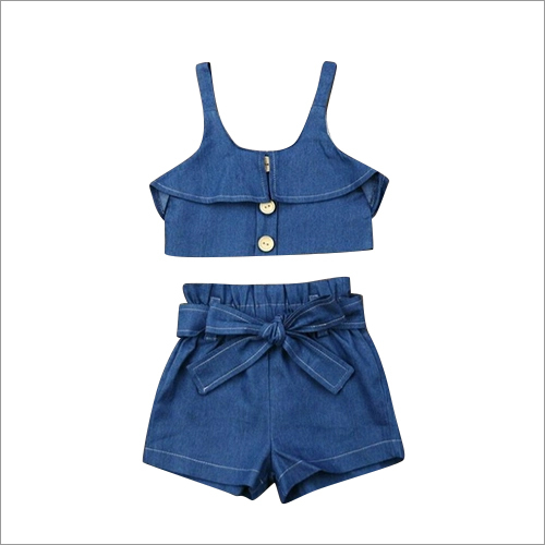 Baby Girl Summer Wear