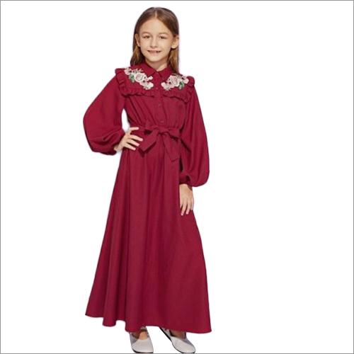 Girls Designer Gown
