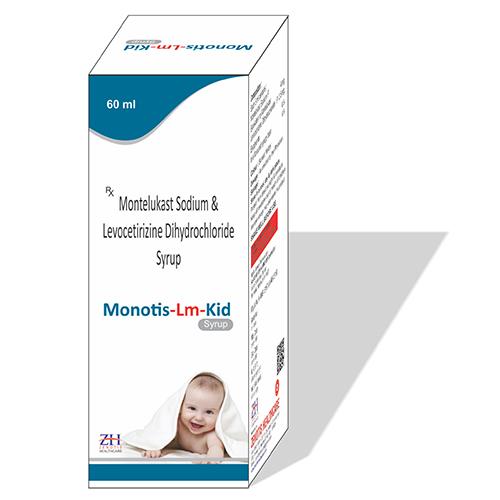 Levocetirizine & Montelukast Sodium Syrup