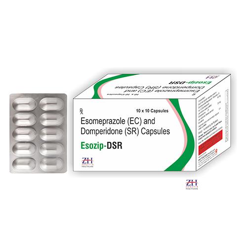 Esozip-DSR Capsules