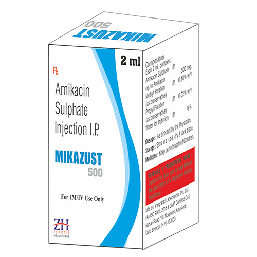 Mikazust-500 Injection