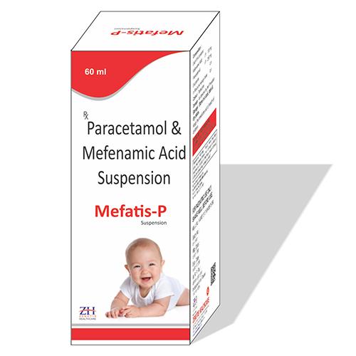 Mefatis-P Suspension