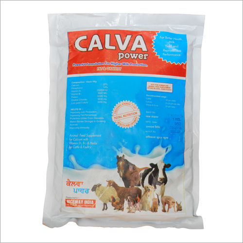 Calva Power Feed Supplement