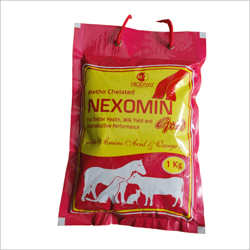 Metho Chelated Nexomin Gold