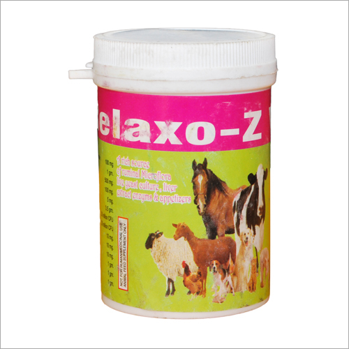 Relaxo-Z Veterinary Feed Supplements