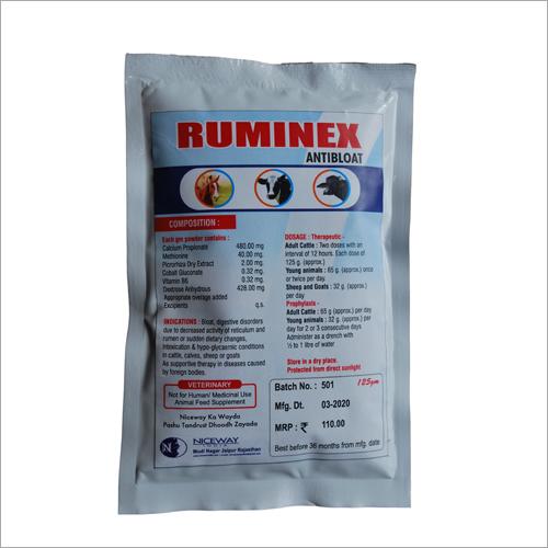 Ruminex Antibloat Powder