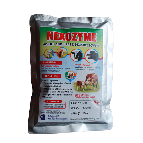 Nexozyme- Appetite Stimulant And Digestive Powder